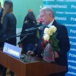 Kaczyński w Legionowie o ożywieniu politycznym Polaków