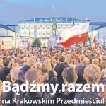 Jarosław Kaczyński: Smoleńsk to sprawa polskiej godności