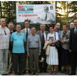 Spotkanie z Andrzejem Melakiem i Łukaszem Kudlickim w Legionowie