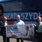 Konwencja programowa PiS w Katowicach. Beata Szydło zaproszona do odwiedzenia powiatu legionowskiego