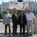 VI  Warta Honorowa w hołdzie Prezydentowi RP L.Kaczyńskiemu oraz Ofiarom Tragedii Smoleńskiej