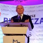 Konwencja PiS w Legionowie z udziałem prezesa J.Kaczyńskiego