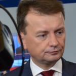 Błaszczak o uchodźcach: nie pozwolimy, żeby to, co działo się w Kolonii, powtórzyło się w Polsce