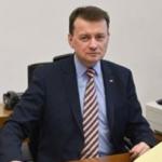 Minister M.Błaszczak: realny nadzór nad policją dopiero po włączeniu Biura Spraw Wewnętrznych do ministerstwa