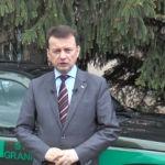 Szef MSWiA w dniu Święta Straży Granicznej: Dzięki Wam granice Polski są dziś bezpieczne