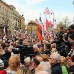 Program państwowych obchodów VII Rocznicy Katastrofy Smoleńskiej