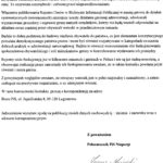 Pełnomocnik PiS w gm. Nieporęt Janusz Majewski złożył petycję w sprawie publikacji rejestru umów zawieranych przez Urząd Gminy Nieporęt