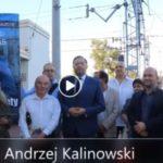 """""""Zrobimy wszystko, by włączyć Legionowo do I strefy biletowej"""" – Andrzej Kalinowski, kandydat na Prezydenta Miasta porusza kolejny ważny dla Legionowian temat"""