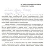 List Ministra Obrony Narodowej Mariusza Błaszczaka z okazji Narodowego Święta Trzeciego Maja