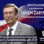 Spotkania z profesorem Janem Żarynem w Jabłonnie
